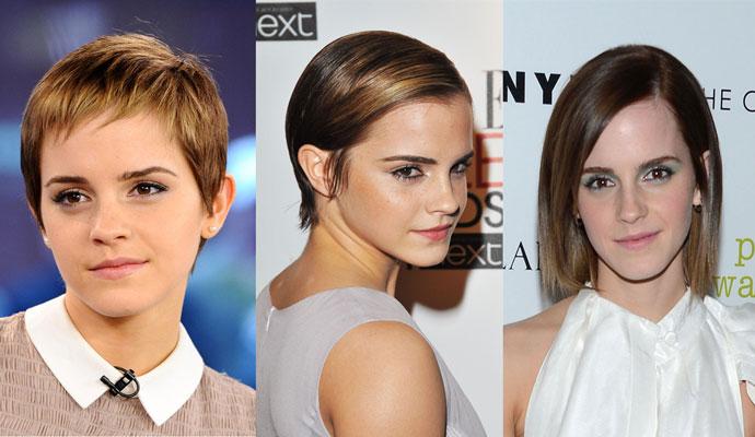Звездный пример: как отрастить короткие волосы?